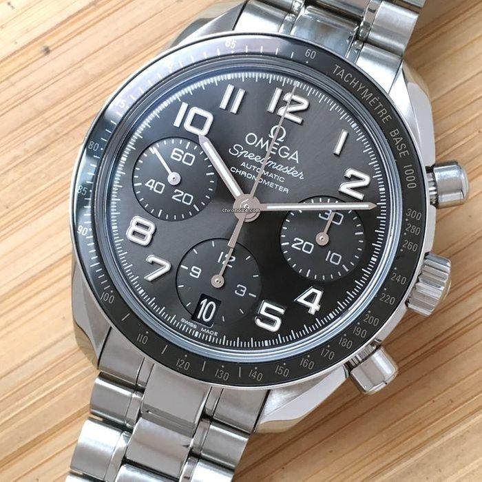 Hodinky Omega Speedmaster Ladies Chronograph  285a8d8650d