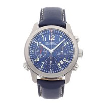 Bremont Steel 43mm Automatic ALT1-P2/BL pre-owned