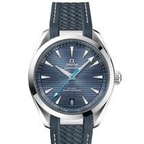 Omega Seamaster Aqua Terra Steel 41mm Blue No numerals United States of America, New York, New York