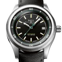 Ball Engineer II Magneto S Steel 42mm Black