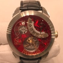 Jacob & Co. PALATIAL FLYING TOURBILLON JUMPING HOUR LE 36