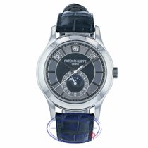 Patek Philippe Annual Calendar White gold 40mm Black No numerals United States of America, California, Beverly Hills