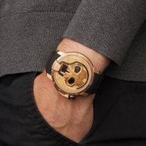 HYT Rose gold 48mm Manual winding S48-PG-57-NF-RF new