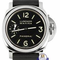 Panerai Luminor Marina Steel 44mm Black Arabic numerals United States of America, New York, Smithtown