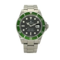 Rolex Submariner Date 16610LV 2010 pre-owned