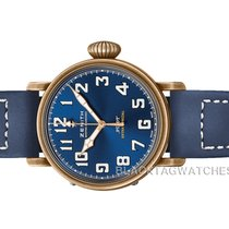 Zenith Pilot Type 20 Extra Special Bronze 40mm Blue Arabic numerals United States of America, Florida, Aventura