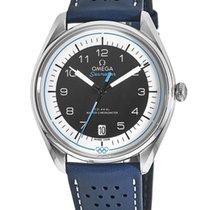Omega Seamaster Planet Ocean Arabic numerals United States of America, New York, Brooklyn