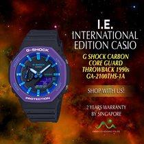 Casio G-Shock GA-2100THS-1A nov