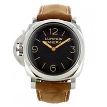 Panerai Luminor 1950 PAM00557 Ubrukt Stål 47mm Manuelt