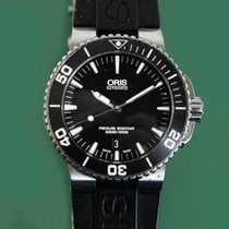 Oris Steel Automatic Oris Deep Divers Reference 7653-04 pre-owned