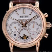 Patek Philippe Perpetual Calendar Chronograph new 2016 Manual winding Chronograph Watch with original box and original papers 5204R-001