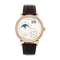 A. Lange & Söhne Grand Lange 1 Rose gold 41mm Silver Roman numerals United States of America, Pennsylvania, Bala Cynwyd