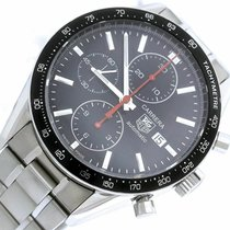 TAG Heuer Carrera Calibre 16 Steel 41mm Black United States of America, New York, Lynbrook