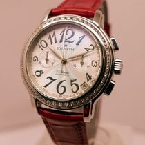 Zenith Montre femme El Primero Chronomaster Lady Remontage automatique occasion Montre uniquement