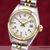 Rolex 6916 Or/Acier 1978 Oyster Perpetual Lady Date 26mm occasion