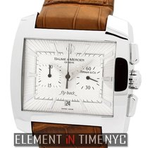 Baume & Mercier Hampton Steel 42mm Silver United States of America, New York, New York