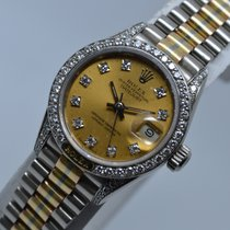 Rolex Datejust Hvitt gull 26mm Gull (massivt)