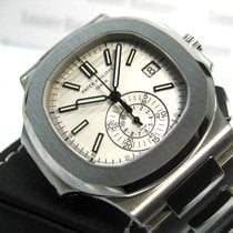 Patek Philippe Nautilus 5980-1A 40.5mm Stainless Steel