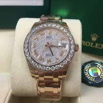 Rolex Cally - 81285 Oyster Perpetual Pearlmaster Lady Datejust