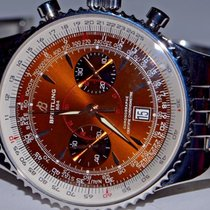 Breitling Montbrillant Légende Steel 46mm Bronze No numerals United States of America, New York, Greenvale