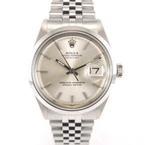 Rolex Datejust 1600 silver dial