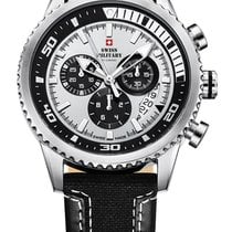 Swiss Military SM34042.06 Chronograph 44mm 10ATM