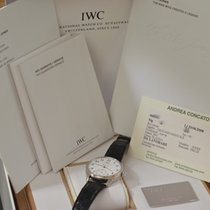 IWC Portuguese Jones in Platinum LIMITED EDITION