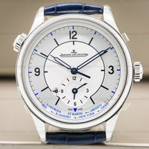 Jaeger-LeCoultre Q1428530 Master Geographic SS Sector Dial...