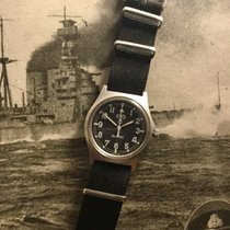 CWC G10 0552 Royal Navy 1989 British military issued watch...