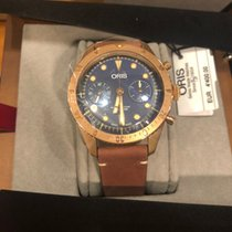 Oris Carl Brashear 01 771 7744 3185-Set LS new