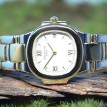 Patek Philippe Nautilus 18k Gold/Stahl Damenuhr von 2004, Ref...