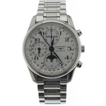Longines Master Collection L2.673.4.78.6 2007 pre-owned