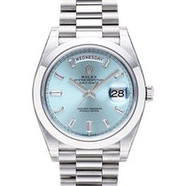 Rolex Day-Date 40 228206IBLDP occasion