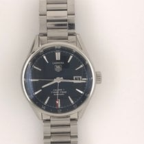 TAG Heuer Carrera Calibre 7 pre-owned 41mm Steel