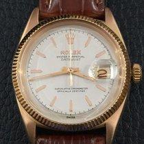 Rolex Datejust vintage 18k pink gold ref.6605