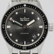 Blancpain Fifty Fathoms Bathyscaphe 5000-1110 2014 pre-owned