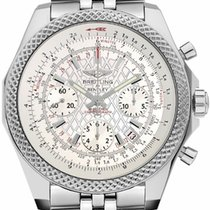 Breitling Bentley B06 Steel 44mm Silver United States of America, New York, New York