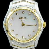 Ebel Altın/Çelik 27mm Quartz 1256F21/9925 ikinci el