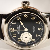 Bremont Steel 43mm Automatic WF-SS pre-owned