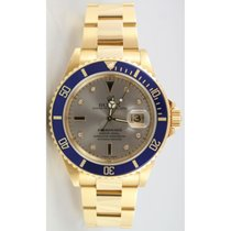 Rolex Submariner Date 16618 2007 occasion