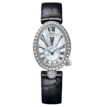 Breguet Reine de Naples White gold 33mm Mother of pearl United Kingdom, London