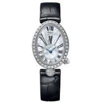 Breguet Women's watch Reine de Naples 33mm Automatic new Watch with original box and original papers