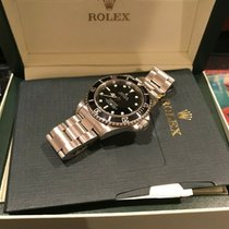 Rolex Submariner (Submodel) pre-owned 40mm Steel