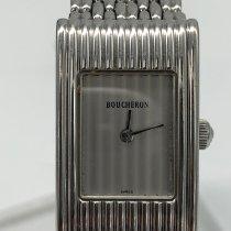 Boucheron Stal 18mm Kwarcowy boucheron używany