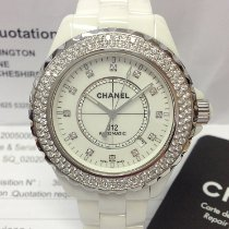 Chanel Ceramic 42mm Automatic H2013 pre-owned United Kingdom, Wilmslow