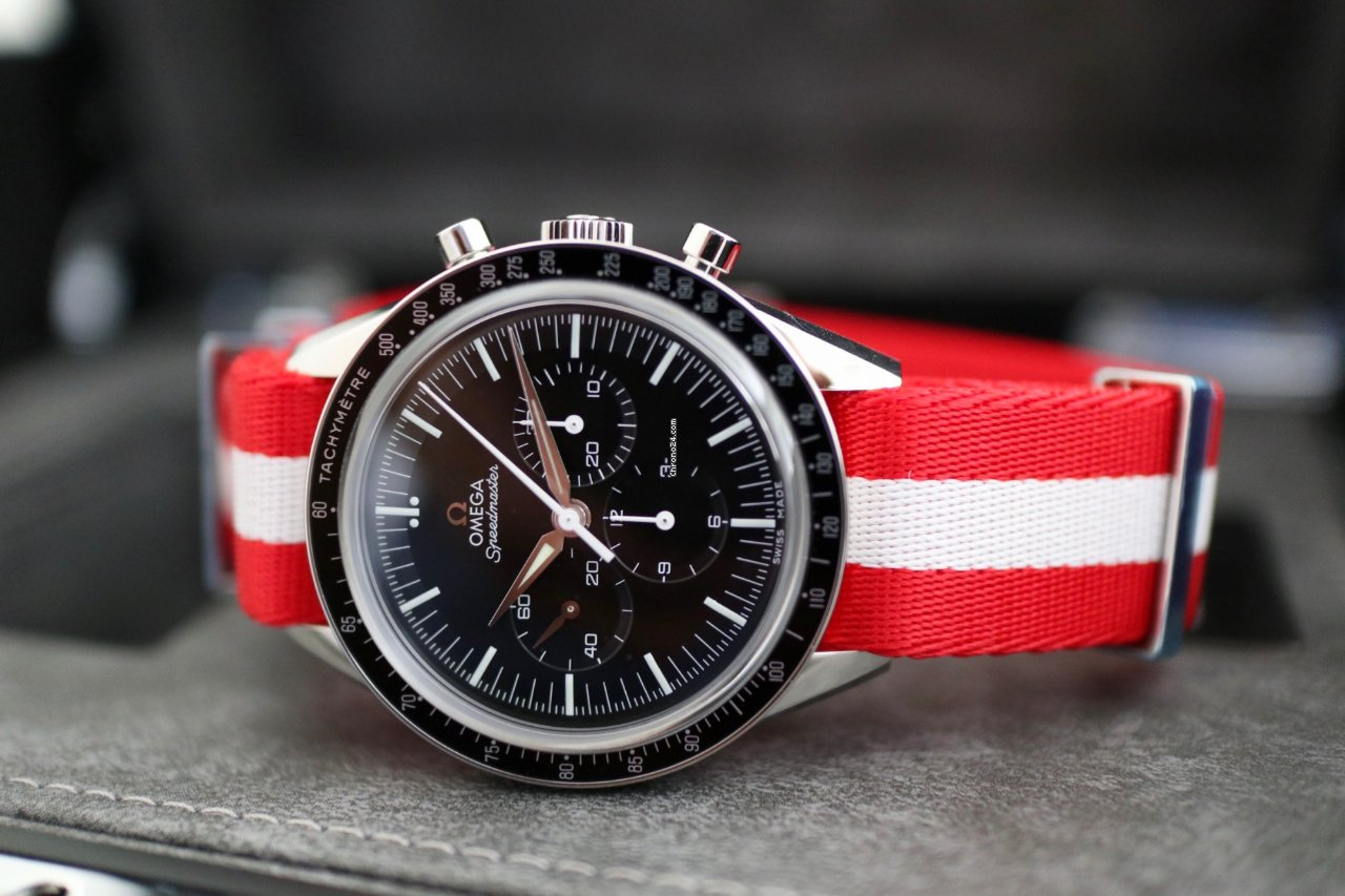 Omega Speedmaster 'First Omega In Space' Met Edition (XX/100)