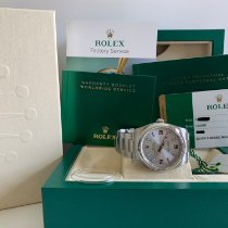Rolex Air King new 2016 Automatic Watch with original box and original papers 114200