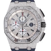 Audemars Piguet Royal Oak Offshore Chronograph new 2019 Automatic Chronograph Watch only 26400SO.OO.A002CA.01