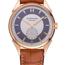 Chopard Rose gold 39mm Automatic 16/1896 5001 pre-owned