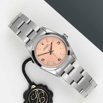 Rolex Oyster Perpetual 31 Steel 31mm Pink